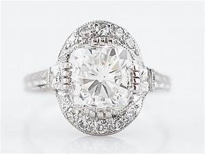 antique engagement rings vintage engagement rings With wedding bands for vintage engagement rings