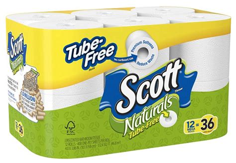 toilet tissue naturals takes the cardboard out of toilet paper for