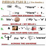 Best 25+ ideas about Rebus Word Puzzles with Answers | Find what ...