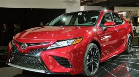 toyota camry price specs review release date