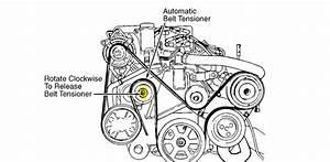 Chrysler 3 3 Belt Routing