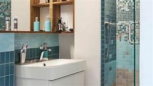 amenagement petite salle de bain plans gratuits idees With amenagement de petite salle de bain