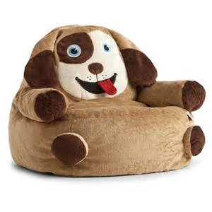 comfort research bagimals arm chair bean bag dog at