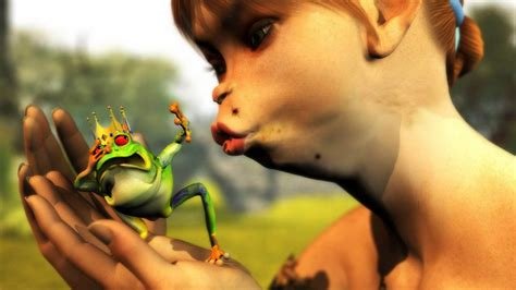 Funny Frog Wallpaper ·①
