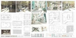 villa interior design project on behance With interior design and decoration project