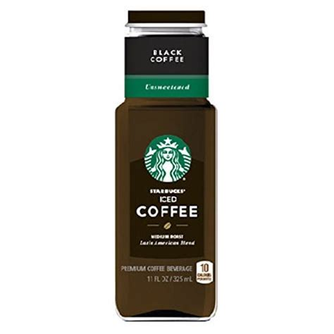 Starbucks introduces new beverages and food to usher in 2021. Amazon.com : Starbucks Iced Coffee 11oz Glass Bottle - Low Calorie Coffee (Pack of 12) : Coffee ...