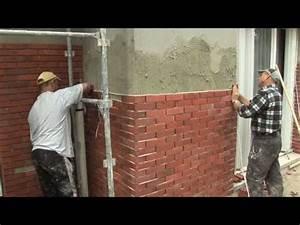 Panneaux Resine Imitation Pierre : panneaux imitation pierre plaquette de parement mur doovi ~ Melissatoandfro.com Idées de Décoration