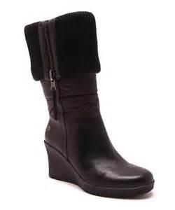 womens boots on sale ugg 39 s leona wedge boots designer footwear sale outlet secretsales