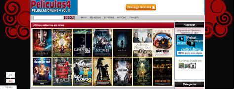 mejores paginas  ver peliculas gratis cine gratis