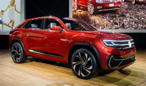 Volkswagen Atlas 2020 Price by 2020 Vw Atlas Cross Sport Concept Release Date Price