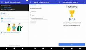 Google Opinion Rewards Android App Now Available in India ...