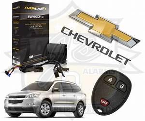 2014 Chevy Traverse Plug  U0026 Play Remote Start System