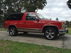 1998 Chevrolet Tahoe Ls Sport Utility 2