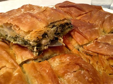 traditional cuisine recipes traditional spanakopita recipe spinach pie with