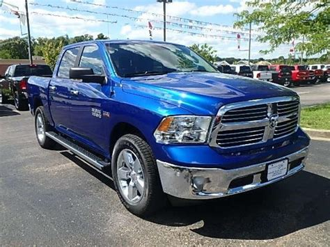 Blue Dodge Ram 1500 Used Cars In Shelbyville