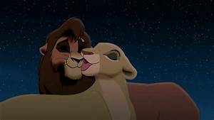 Kovu and kiara - The Lion King 2:Simba's Pride Wallpaper ...