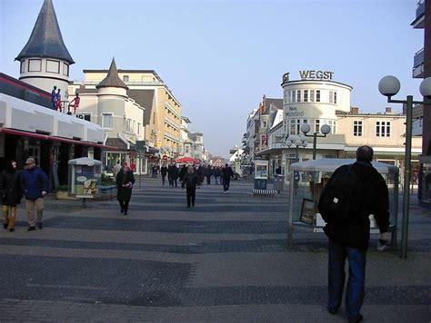 die friedrichstrasse  westerland