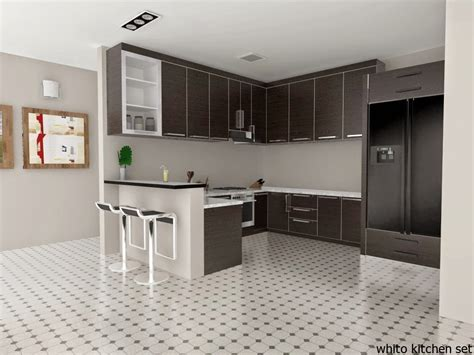 Sets For Kitchen by Apartment Kitchen Set Homesfeed