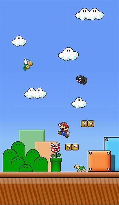 Mario Iphone Super