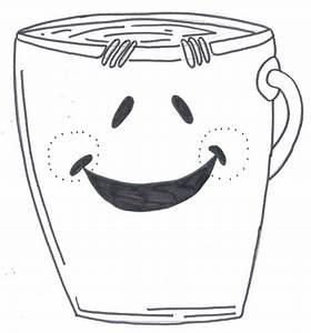 sand bucket template - 4 best images of bucket outline printable bucket filler