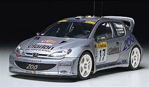 Com2000 Peugeot 206 : peugeot 206 wrc 2000 tamiya 24226 ~ Melissatoandfro.com Idées de Décoration