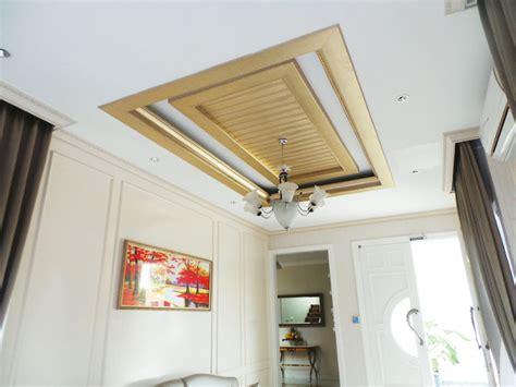 dekorasi lis profil dekorasi interior lis plafon panel