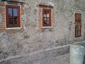 Výměna oken ve starém domě