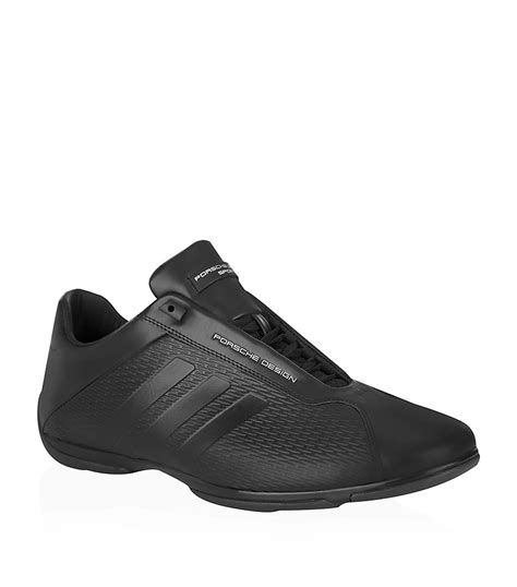 porsche design shoes porsche design pilot ii shoe in black for men lyst