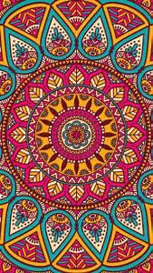 Me gusta la idea de mandala para fondo de pantalla att for Mandalas wallpapers fondos para