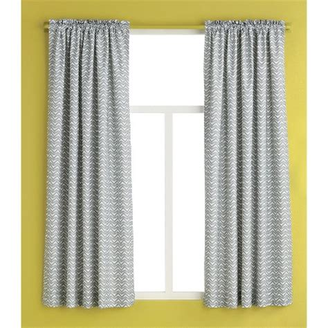 grey and white chevron curtains target curtain panel gray chevron room essentials target