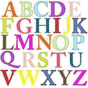 public domain clip art alphabet letters clip art free With pictures of letters ofthe alphabet