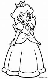 Peach Princess Coloring Pages Mario Super Printable Daisy Bros Cool2bkids Colouring Sheets Colorings Leave Coloringhome Getcolorings sketch template