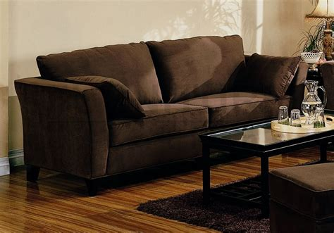 rooms with brown couches simple brown sofa home designs project