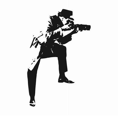 Spy Taking Vector Photographer Svg Camera Silhouette