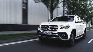 Pick Up Mercedes Amg : the new mercedes benz x class pickup youtube ~ Melissatoandfro.com Idées de Décoration