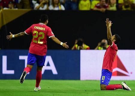 Costa Rica golea 4-0 a Estados Unidos en la jornada 2 del ...