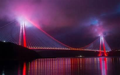 Sultan Selim Istanbul Yavuz Turkey Bridge 4k