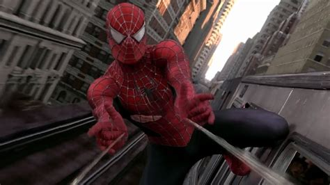 Spiderman 2 Train Sequence  The Best Action Scene Ever