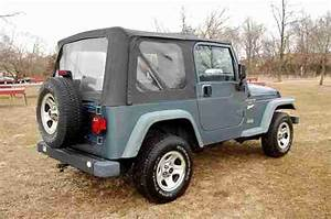 Purchase Used 1998 Jeep Wrangler Sport  4 0 Liter 6