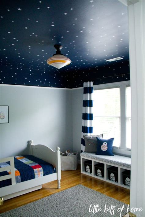 Paint Decorating Ideas For Bedroom by 50 Space Themed Bedroom Ideas For And Adults Boy S