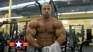 Victor Martinez - 2006 Mr Olympia Motivation