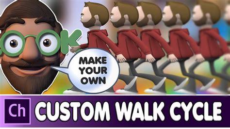 adobe character animator tutorial   create  custom