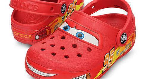 Lightning McQueen Crocs