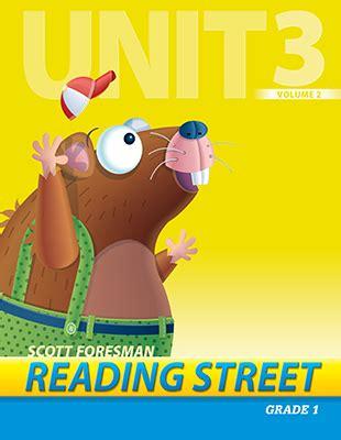Literacy Programs  Pearson  Scott Foresman Reading Street  Reading Street Grade 1