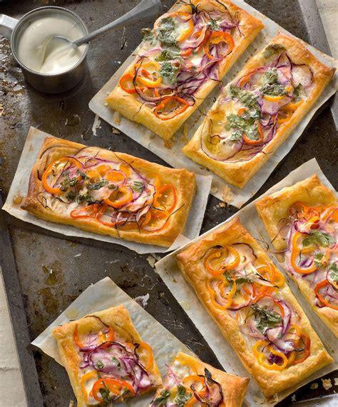 cuisine coriandre tarte poivrons oignons et coriandre recette gourmand