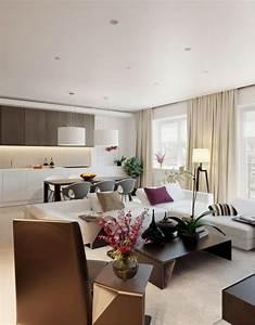 Vorhänge Modern Wohnzimmer : pr chtig modern wohnzimmer designs tisch vase couch vorh nge wohnung pinterest design ~ Markanthonyermac.com Haus und Dekorationen