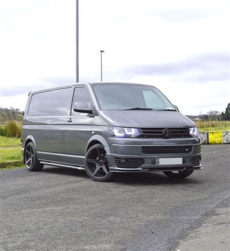 Volkswagen Vw Transporter T5 R Line Tailored Seat Covers