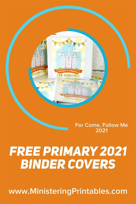 primary  binder covers   follow