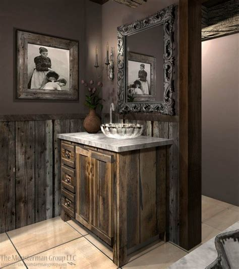 dark wood wainscoting bathroom pictures google search