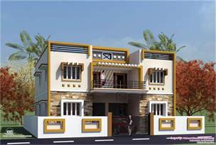 home design gallery new home design box type tamilnadu house design
